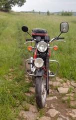 Moja JAWA 350 05