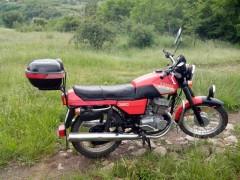 Moja JAWA 350 03