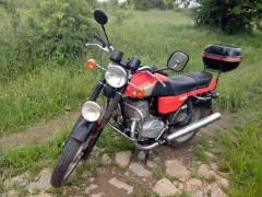 Moja JAWA 350
