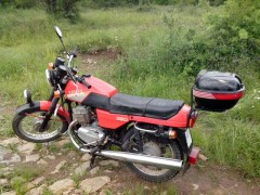 Moja JAWA 350 04