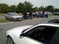 1. okupljanje BMW kluba BG 10.06.2011.