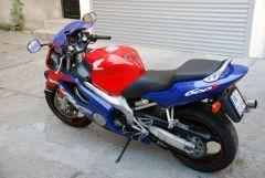HondaCBR600F41999 07