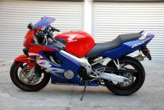 Honda CBR600F4 1999