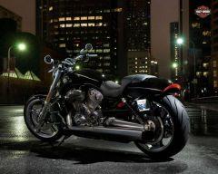 2012 Harley Davidson VRSCF VRodMusclea