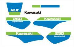 kawasaki klr250a