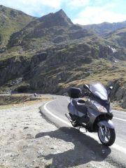 Aprilia Atlantic Sprint 500cc
