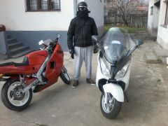 Atlantic 200 i Gilera mx1 125