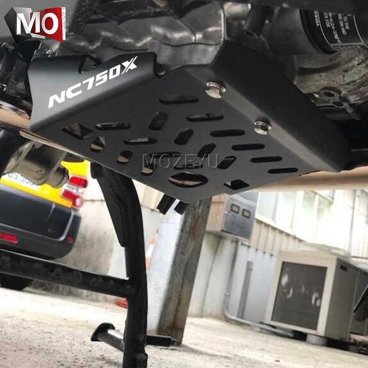 Motorcycle-Accessories-NC750X-Skid-Plate