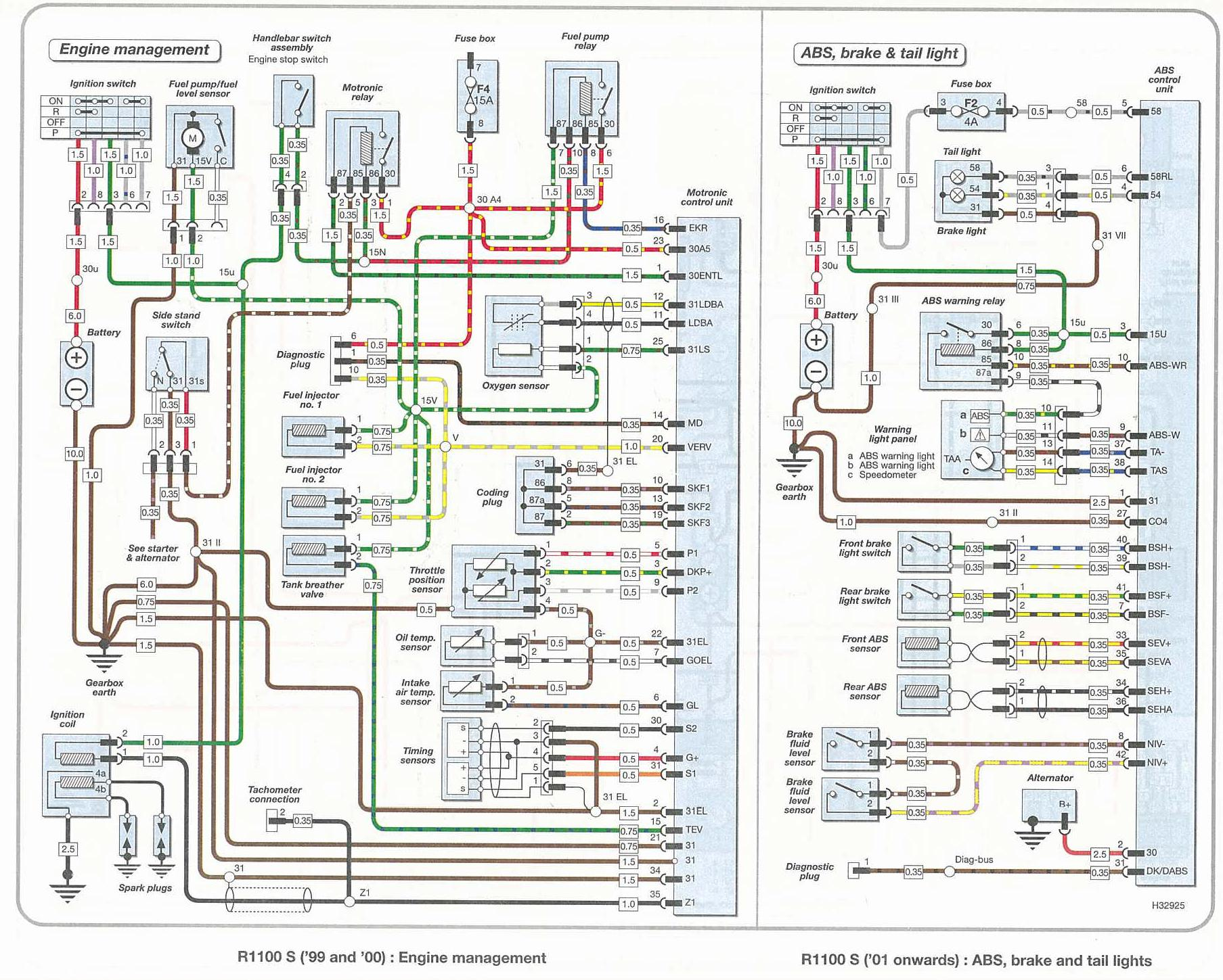 Bmw R1150r Wiring Diagram Full Hd Version Wiring Diagram