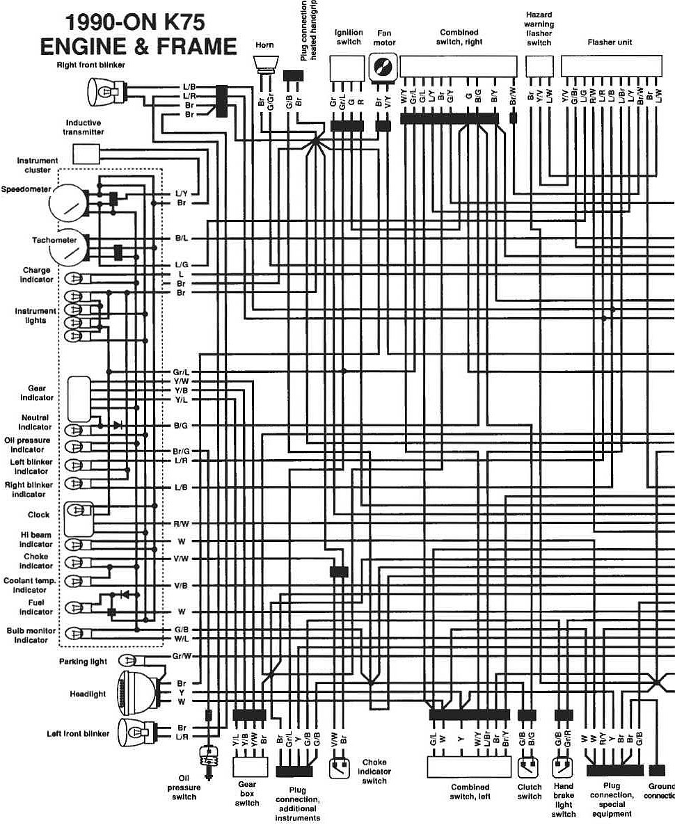 bmw 530d wiring diagram svi modeli: wiring diagram - bmw - bjbikers forum bmw k100rs wiring diagram #6