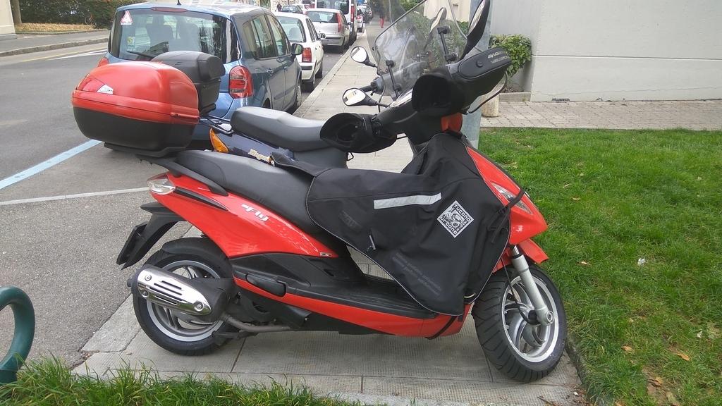 Piaggio Fly 125 3v