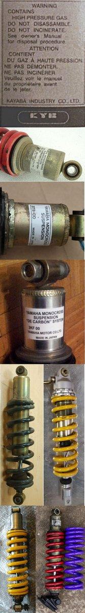 Yamaha XT600 suspenzija kroz godine.jpg