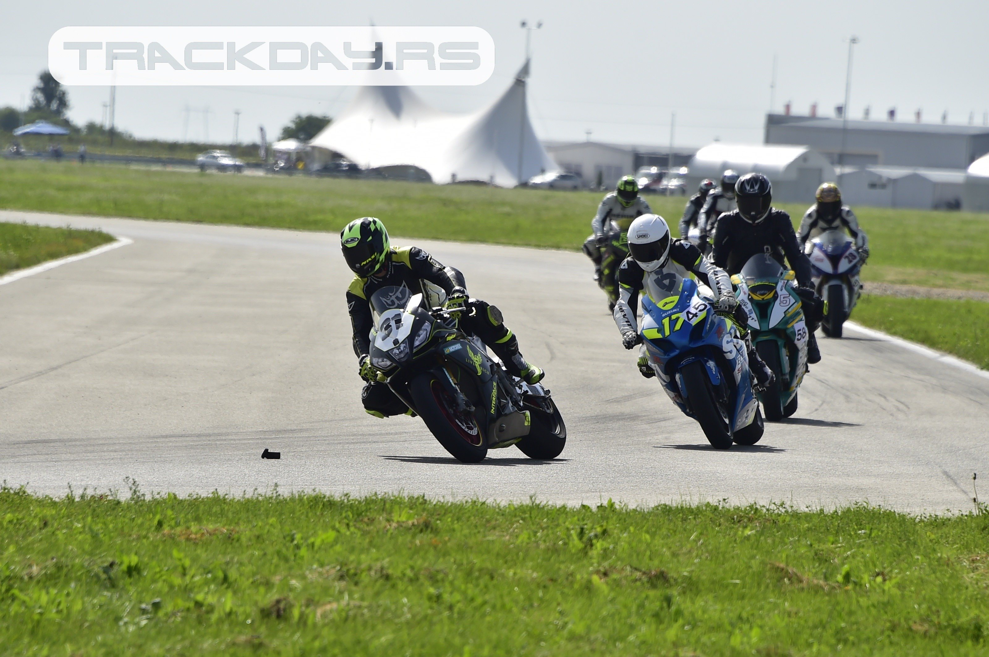 Trackday #14 na stazi NAVAK