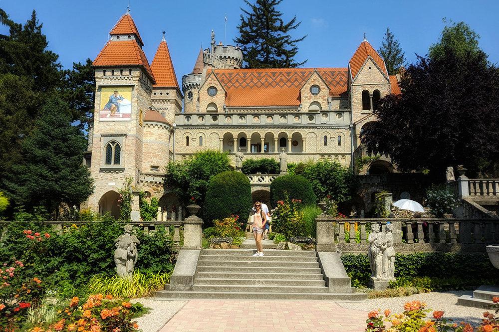 Szekesfehervar Bory Castle 1.jpg