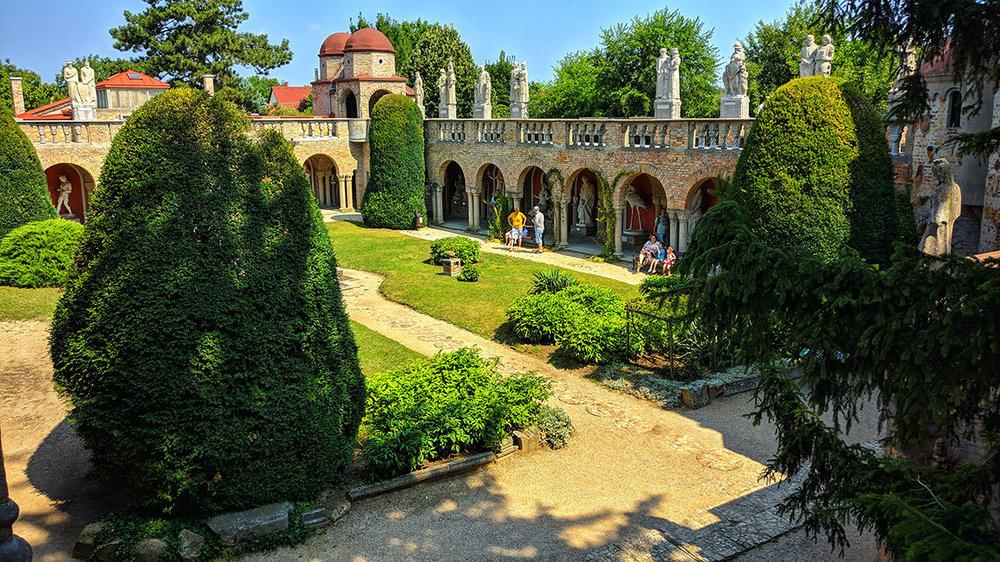 Szekesfehervar Bory Castle 8.jpg